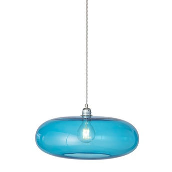 Suspension horizon 45 bleu piscine o45cm h22cm ebb and flow normal