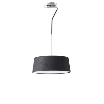 Suspension hotel noir o50cm faro normal