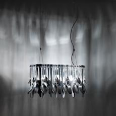 Hungry d76 ali siahvoshi suspension pendant light  fabbian d76a01 15  design signed 39970 thumb
