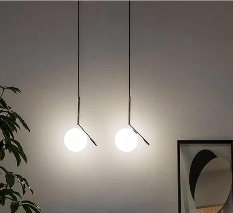 Ic lights suspension 1 michael anastassiades suspension pendant light  flos f3175030  design signed nedgis 97568 product