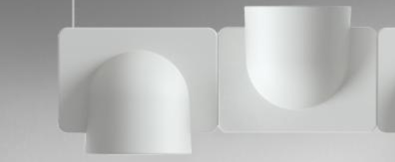 Suspension igloo 3 gris clair o66cm fontana arte 0795c288 7c4f 4677 b4b6 f9b2def42338 normal