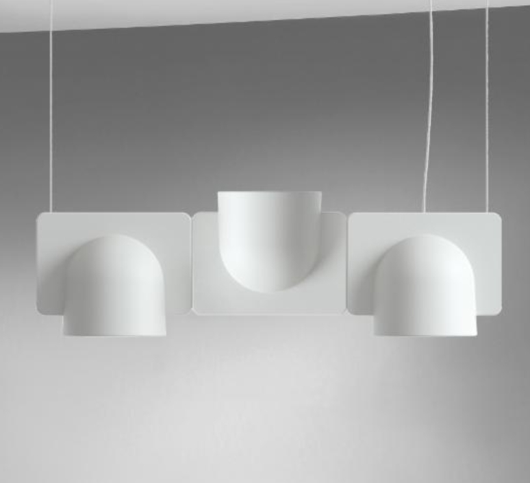 Igloo 3 studio klass fontanaarte 4268gcled3downup luminaire lighting design signed 28670 product