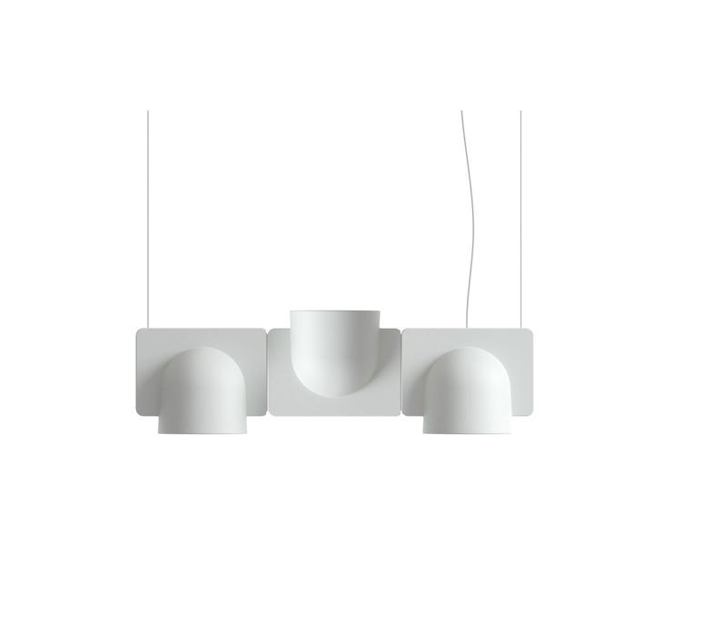 Igloo 3 studio klass fontanaarte 4268gcled3downup luminaire lighting design signed 28671 product