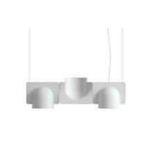 Igloo 3 studio klass fontanaarte 4268gcled3downup luminaire lighting design signed 28671 thumb