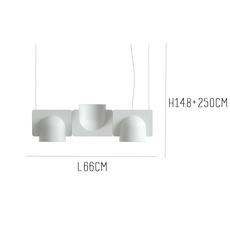 Igloo 3 studio klass fontanaarte 4268gcled3downup luminaire lighting design signed 28672 thumb