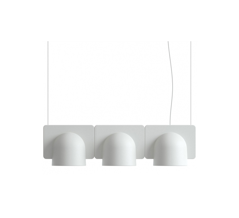 Igloo 3 studio klass fontanaarte 4268gcled3down luminaire lighting design signed 28663 product
