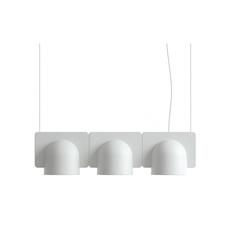 Igloo 3 studio klass fontanaarte 4268gcled3down luminaire lighting design signed 28663 thumb