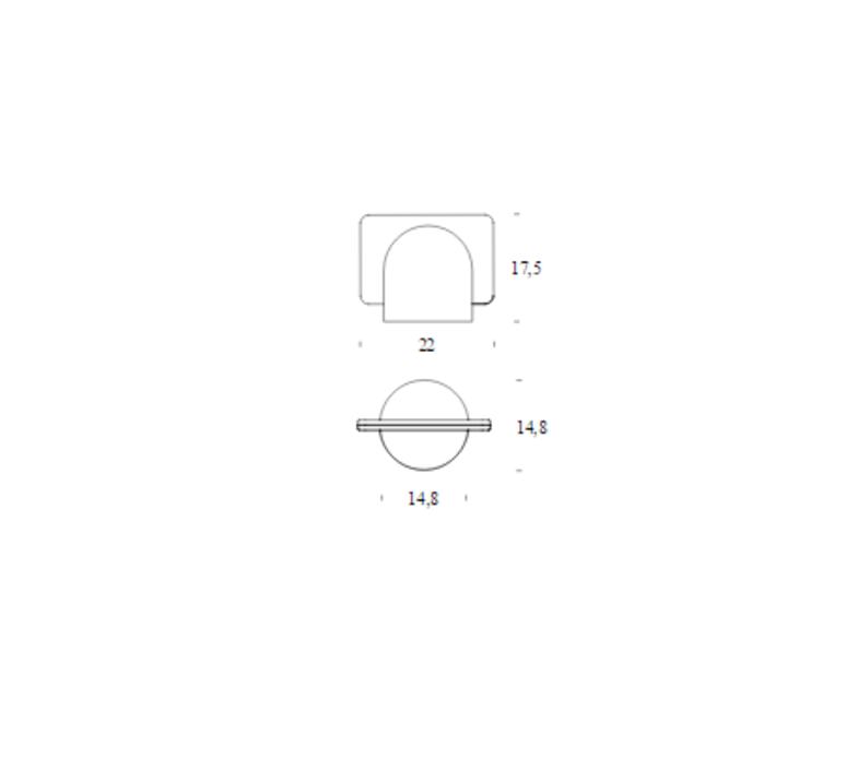 Igloo system module  studio klass fontanaarte 4269gcnoled luminaire lighting design signed 28699 product