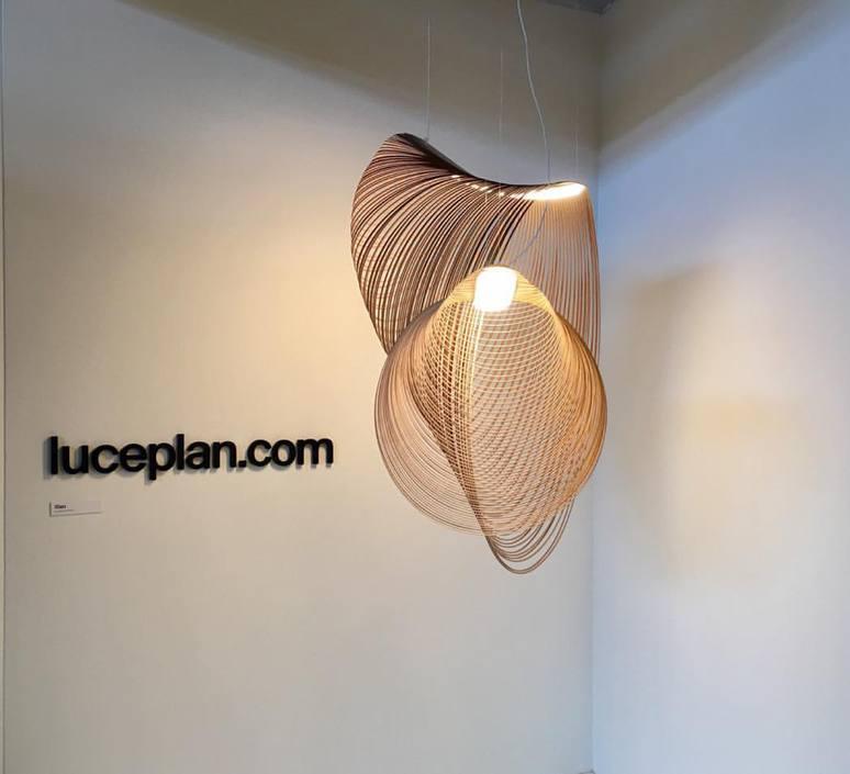 Illan 100 dimmable dali zsuzsanna horvath suspension pendant light  luceplan d82s3d  design signed nedgis 77254 product