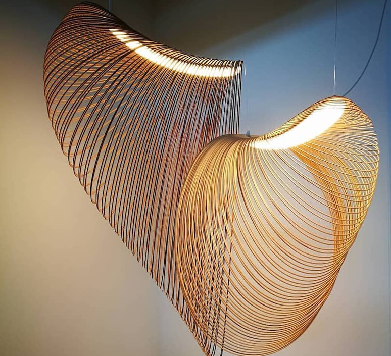 Illan 100 dimmable dali zsuzsanna horvath suspension pendant light  luceplan d82s3d  design signed nedgis 77259 product