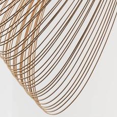 Illan 80 dimmable coupure de phase zsuzsanna horvath suspension pendant light  luceplan d82s2  design signed nedgis 77270 thumb