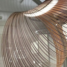 Illan 80 dimmable dali zsuzsanna horvath suspension pendant light  luceplan d82s2d  design signed nedgis 77216 thumb