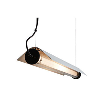 Suspension in the tube 360 1000 or et blanc ip65 led 2700k lm l156 5cm h7 5cm dcw editions paris normal