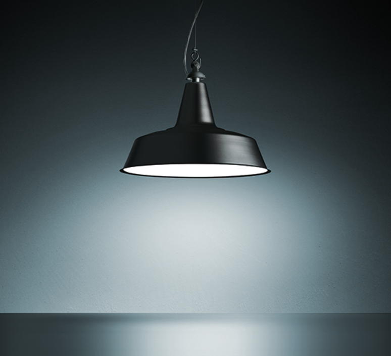 Cloche ufficio tecnico fontanaarte 4260gs luminaire lighting design signed 20452 product