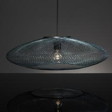 Iridescent black medium  suspension pendant light  atelier robotiq iridescentblack medium  design signed 43023 thumb