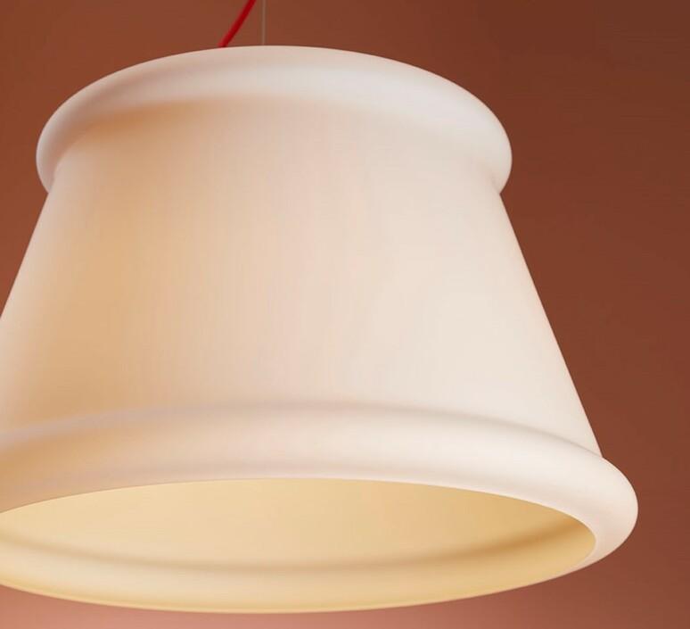 Ivette pamio design suspension pendant light  fabbian f53a01 01  design signed nedgis 87012 product