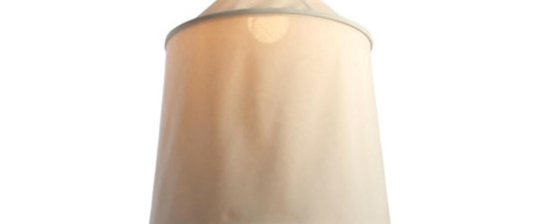 Suspension jaima beige led h54cm h63cm marset normal