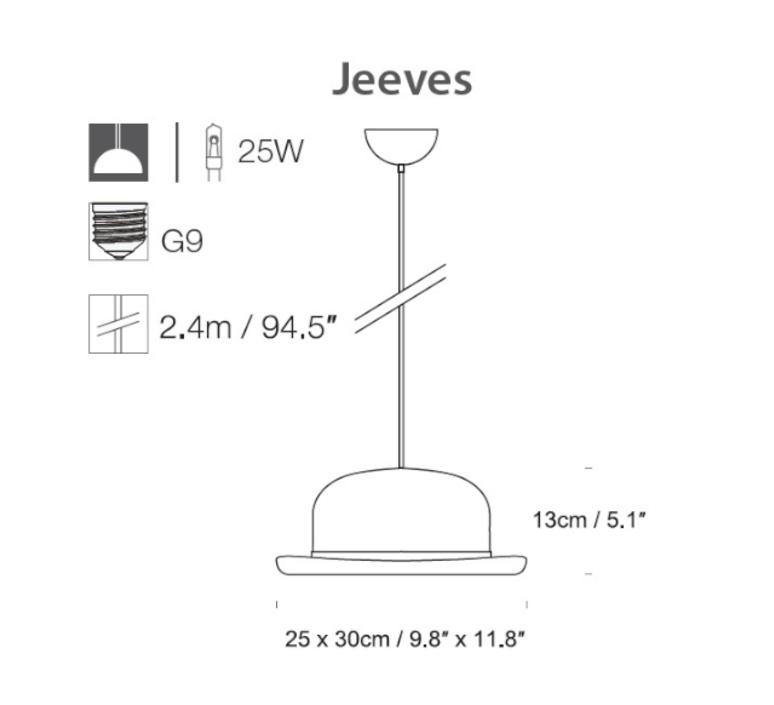 Jeeves jake phipps innermost pj029102 luminaire lighting design signed 12409 product