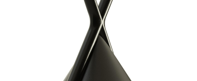 Suspension jewel 03 noir led 3000k 2013lm l99cm h37 2cm axo light normal
