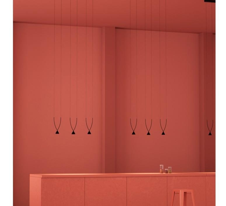 Jewel 03 yonoh estudio creativo suspension pendant light  axolight spjewd03neneled  design signed nedgis 117213 product