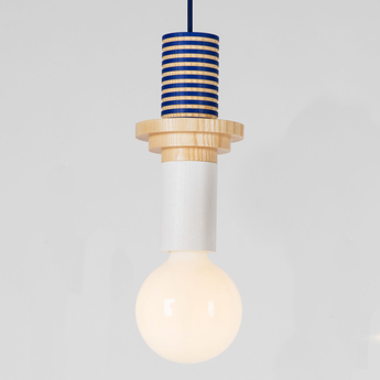 Suspension junit column frene bleu h25cm schneid normal