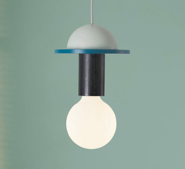 Junit crescent julia mulling et niklas jessen schneid crescent noir luminaire lighting design signed 24971 product