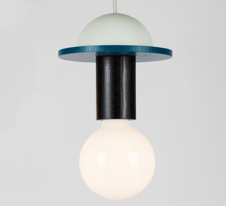 Junit crescent julia mulling et niklas jessen schneid crescent noir luminaire lighting design signed 24972 product