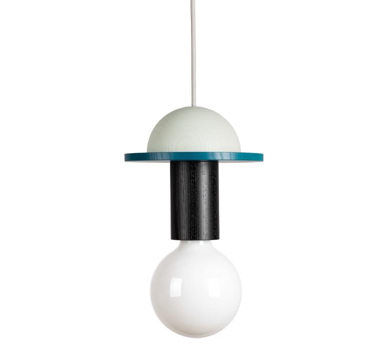 Junit crescent julia mulling et niklas jessen schneid crescent noir luminaire lighting design signed 24973 product