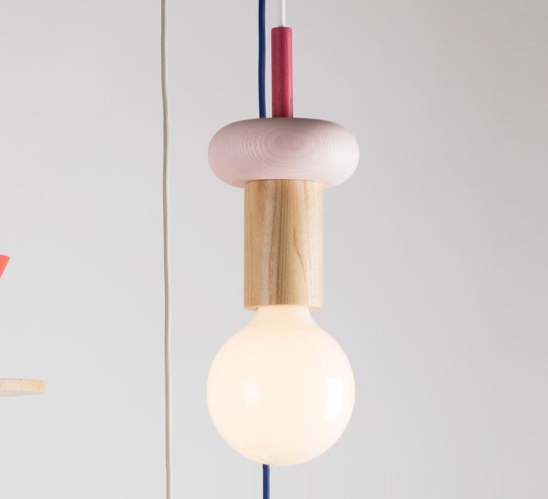 Junit drop julia mulling et niklas jessen schneid drop white luminaire lighting design signed 24968 product