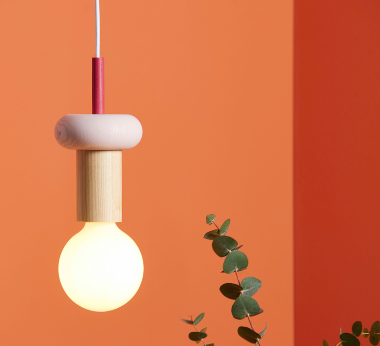 Junit drop julia mulling et niklas jessen schneid drop white luminaire lighting design signed 24970 product