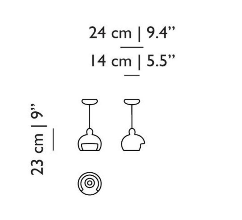 Bell s  suspension pendant light  moooi molbes s xia  design signed nedgis 72095 product