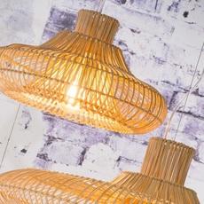 Kalahari wicker double natural s studio it s about romy suspension pendant light  its about romy kalahari 45 h2 n  design signed nedgis 64301 thumb