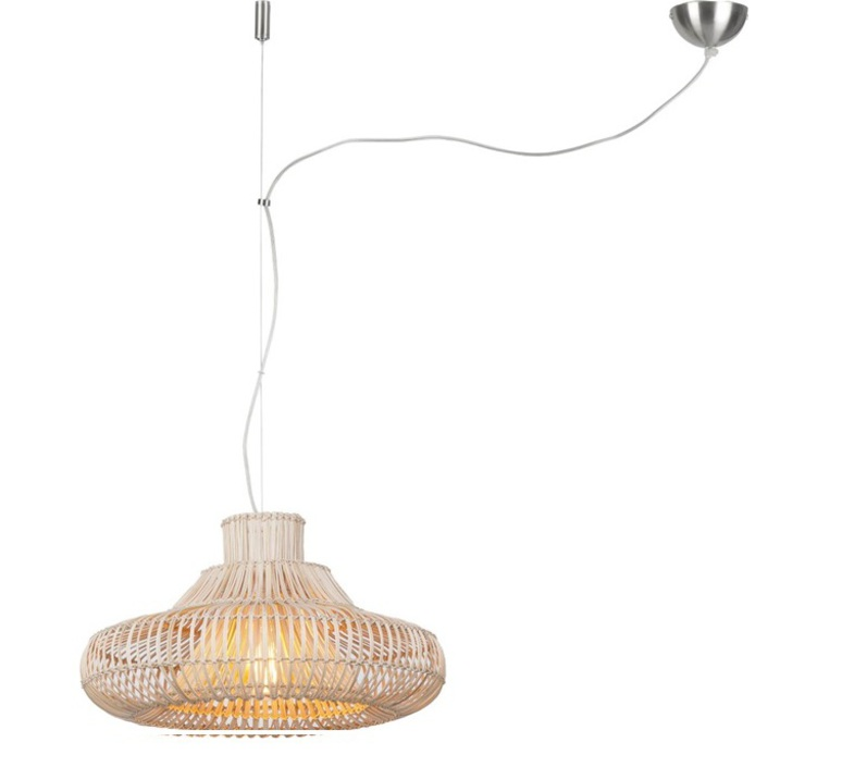 Kalahari wicker single natural s studio it s about romy suspension pendant light  its about romy kalahari 45 h1 n  design signed nedgis 64288 product