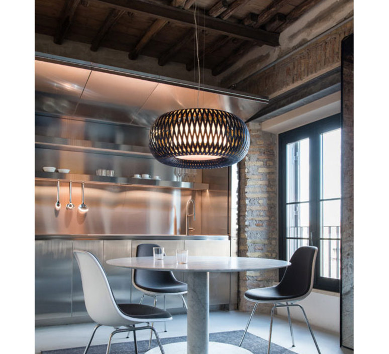 Kalatos studio slamp suspension pendant light  slamp klt86sos0000bg000  design signed nedgis 78364 product