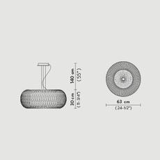 Kalatos studio slamp suspension pendant light  slamp klt86sos0000le000  design signed nedgis 78347 thumb