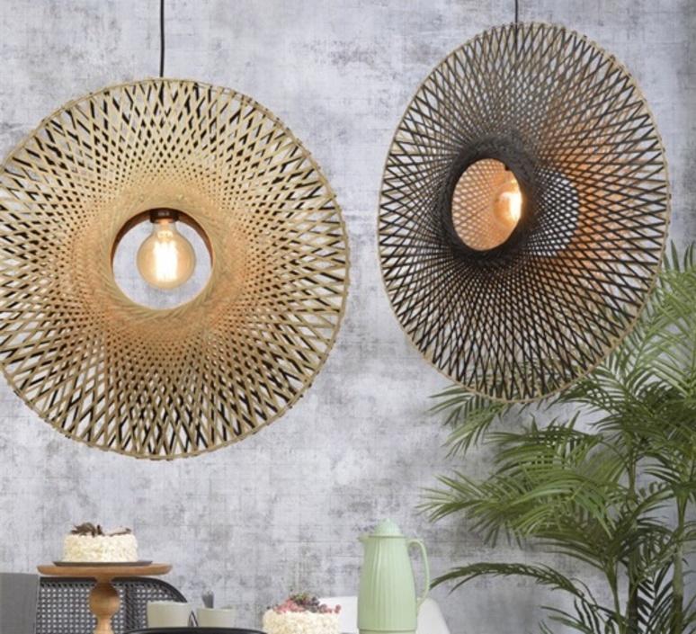 Kalimantan l good mojo studio suspension pendant light  it s about romi kalimantan h 8720 bn  design signed nedgis 113135 product