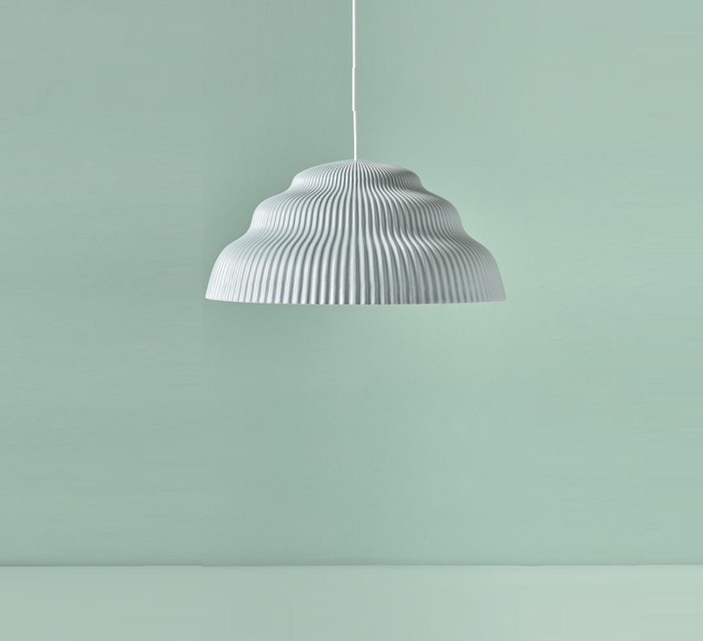 Kaskad lighting big julia mulling et niklas jessen suspension pendant light  schneid  kaskadbigmint  design signed 32446 product