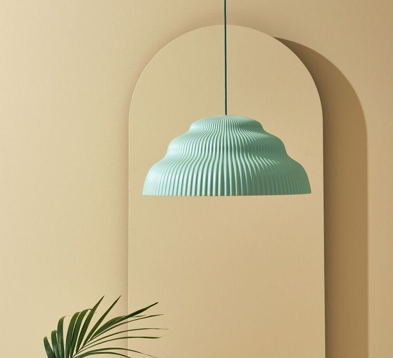 Kaskad lighting big julia mulling et niklas jessen suspension pendant light  schneid  kaskadbigmint  design signed 46832 product