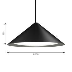 Keglen big ideas suspension pendant light  louis poulsen 5741103083  design signed nedgis 82086 thumb