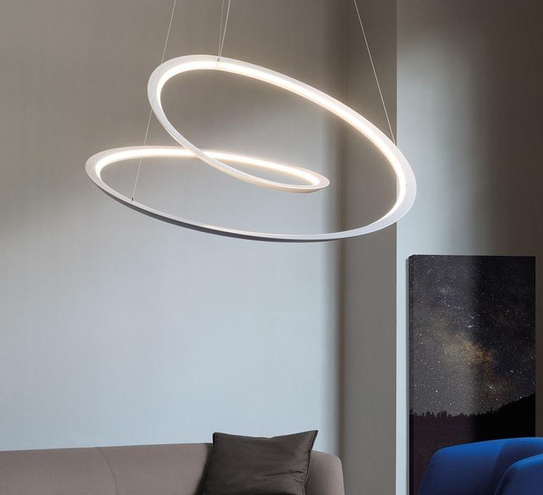 Kepler indirecte arihiro miyake suspension pendant light  nemo lighting kep lww 54   design signed nedgis 69146 product