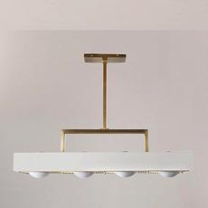 Kernel  suspension pendant light  bert frank kernel pendant lamp white  design signed 124774 thumb