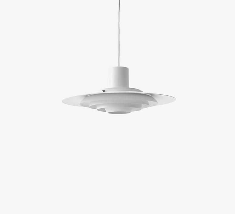 Kf1 kastholm et fabricus suspension pendant light  andtradition 12010031  design signed nedgis 75913 product