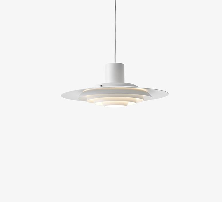 Kf1 kastholm et fabricus suspension pendant light  andtradition 12010031  design signed nedgis 75914 product