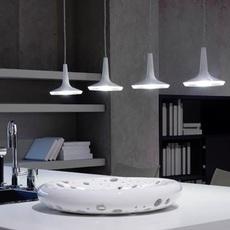 Kin francesco rota oluce 478 blanc luminaire lighting design signed 22581 thumb