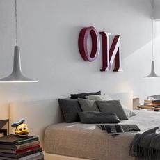 Kin francesco rota oluce 479 blanc luminaire lighting design signed 22599 thumb