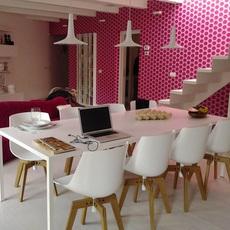 Kin francesco rota oluce 479 blanc luminaire lighting design signed 22600 thumb