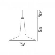 Kin francesco rota oluce 479 blanc luminaire lighting design signed 22601 thumb