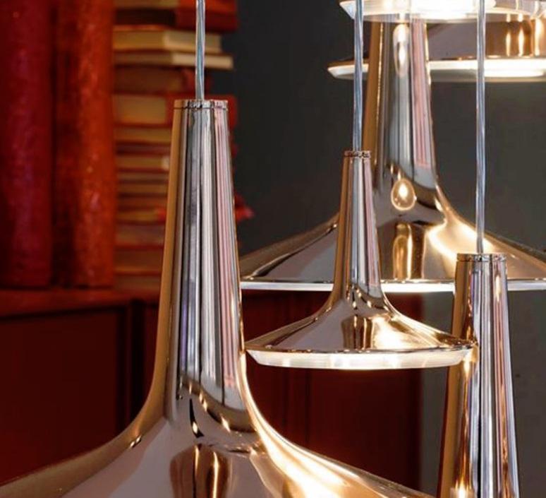 Kin francesco rota oluce 478 cuivre luminaire lighting design signed 22593 product