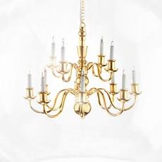 King eddison xii brendan young vanessa battaglia mineheart king edison xii gold luminaire lighting design signed 16397 thumb