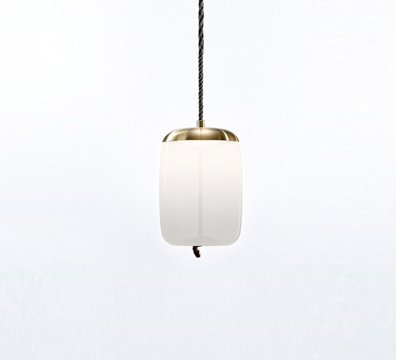 Knot cilindro chiaramonte marin suspension pendant light  brokis pc1019cgc38ccs69ccsc897  design signed 33218 product